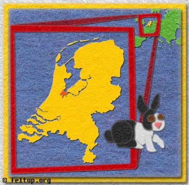Country Trading Felt: Netherlands
