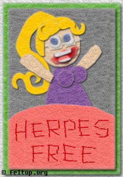 Herpes Free! (probably)