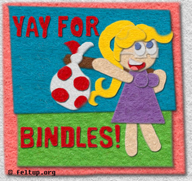 Save the Bindle Campaign